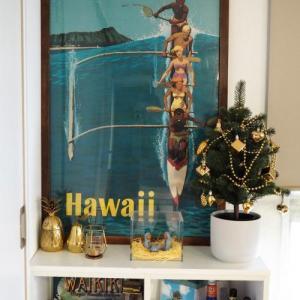 今年もIKEAのクリスマスツリーと伊万里の聖家族を飾りました!