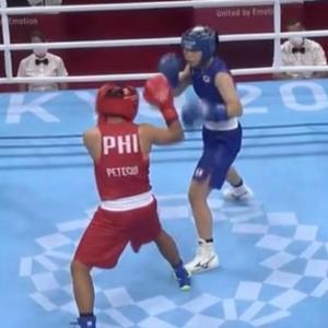 ボクシング金メダル