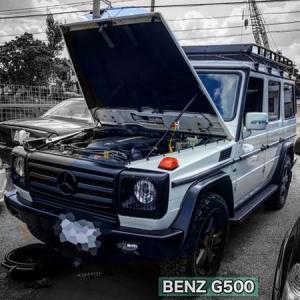 ベンツG500