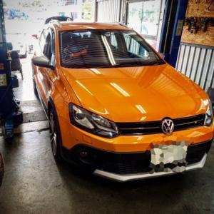 VW クロスポロ