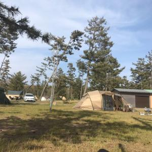 CAMP@大島キャンプ場