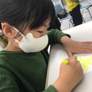 字がきえたり〜@子ども科学スタジオ