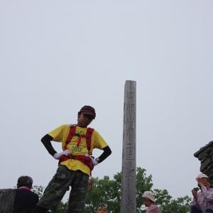 百名山登山キャンプ in  スウィートグラス 2014-7-19~