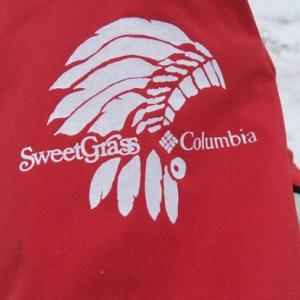 コロンビアオムニヒートキャンプ in  スウィートグラス 2014-2-28