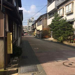 金沢で芸奴さんのオーラを感じました。