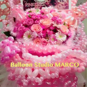 花猫庵×Balloon Studio MARCO 薫子さんとのコラボお仕事アルバム 作りました。