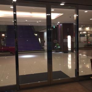 石川県へ お墓参り~ホテル編