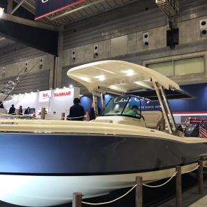 Japan boat show2019に行ってきました。