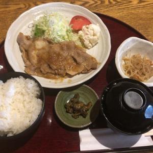 上野ランチ