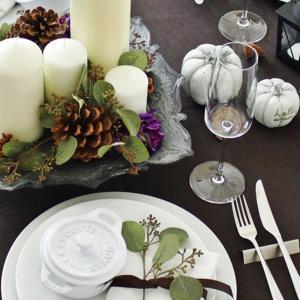 <募集>秋の味覚をのんびり楽しもう/11月お料理レッスン/千葉・船橋・津田沼のおもてなし料理教室