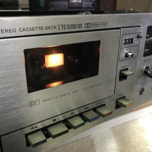 SONT TC-5350SD 修理