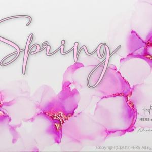 4月の始まり『Spring』♩