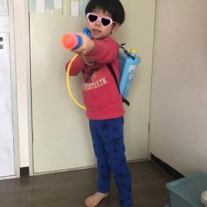 【育児】息子5歳2ヶ月