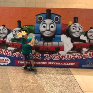 【5歳】きかんしゃトーマス スペシャルギャラリー@原鉄道模型博物館