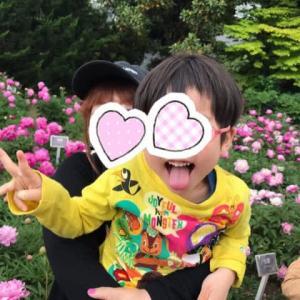 【5歳】春のバラフェスタ@神代植物公園