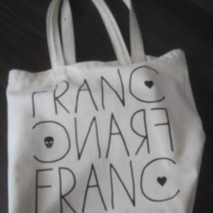 仕事用のトートバッグを買い直しました。。。