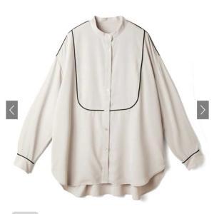 ポチ報告とGRLのシャツ可愛い!って話。