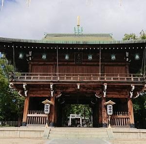 石切り神社~絵馬殿