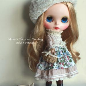 Junie Moon新宿店『Mama's Christmas Pudding展』