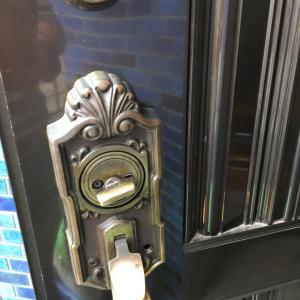 ドアの修理!DIY