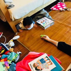 お家時間 Zoomでベビーマッサージ&赤ちゃんスキンシップ講座に参加