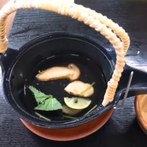 松茸&近江牛すき焼き食べ放題