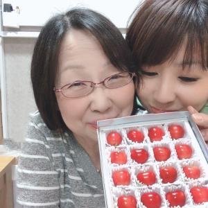 娘からの母の日プレゼント