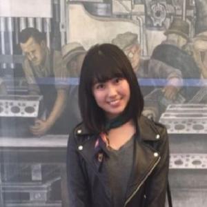 ももクロ 佐々木彩夏(あーりん)が鑑賞したいニューヨーク近代美術館の絵画
