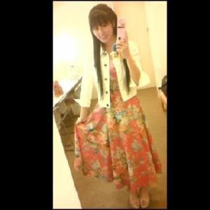 ももクロ 佐々木彩夏(あーりん)が着ているワンピース
