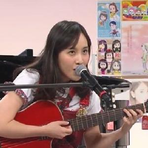 ももクロ 百田夏菜子と幻の左利き用ギター