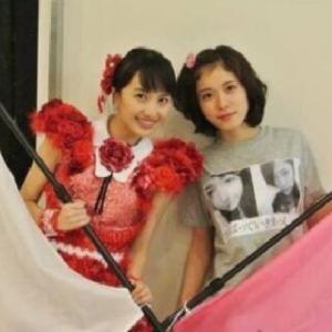 ももクロ 百田夏菜子が女優と踊ったダンス