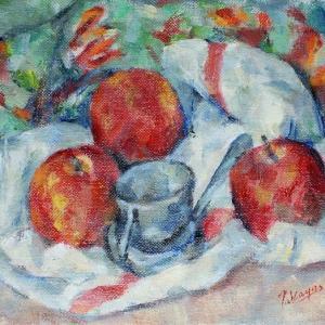 リンゴとパスワール
