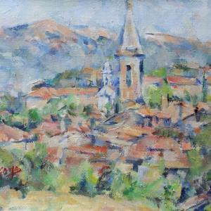 サン・ディディエの教会