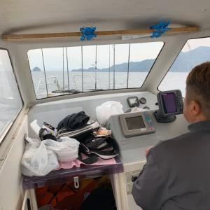 釣り105〜くろちゃん号で太刀魚〜