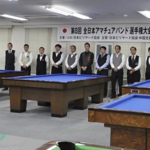 第8回全日本アマチュアバンド選手権大会 【結果報告】