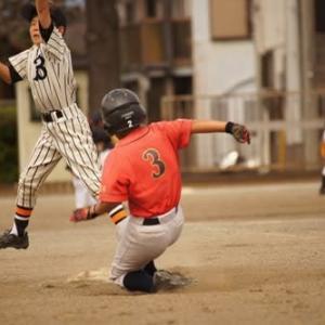 2019/04/29 【レギュラー】 ナインリーグ(vs 座間ビーバーズオレンジ)