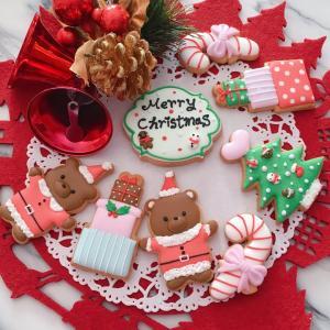 クリスマスアイシングクッキー1dayレッスン