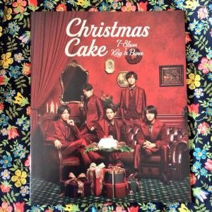 今年のクリスマスケーキ♡
