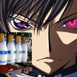 Drink milk!<●> New Coronavirus Infection Control