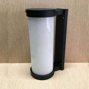 昭和レトロ 昔懐かしい電燈照明器具 4×10乳白硝子ブラケット ('∇^d)