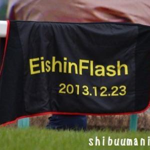 【動画】エイシンフラッシュ引退式