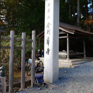 小学校のクラス会 高野山行き