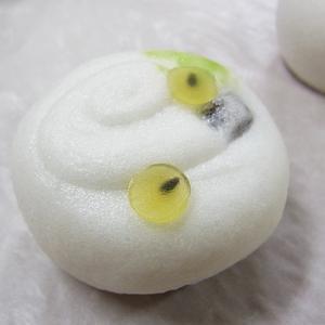 ほたる(上用饅頭) 初夏の上生菓子