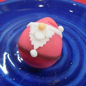 予告 クリスマス限定上生菓子