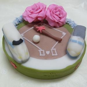 和菓子ケーキのご注文(新幹線・野球) オーダーメイド 練り切り