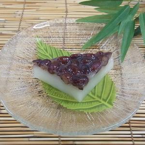 ご予約を!!6月限定和菓子「水無月」