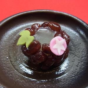 井戸辺 (かのこ) 夏の上生菓子