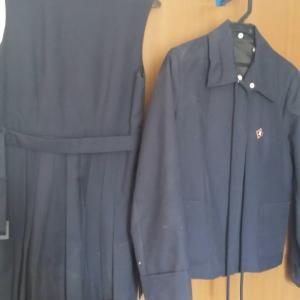 [画像あり]妹のJK時代の制服発見したwwwww
