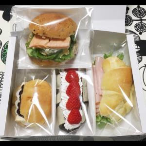 四日市「STEPS Sandwich Bar」☆ロースハムと北海道四種のチーズ♪