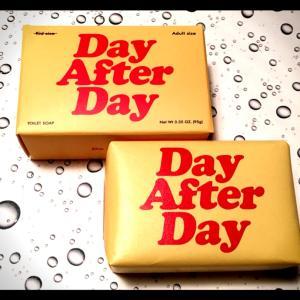 韓国みやげ☆「Day After Dayの石けん」♪